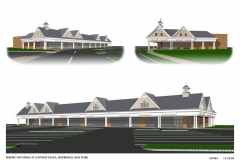 RETAIL EXTERIOR FOR TOWN PLANNING