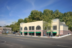 RENDERING - MIXED USE COMMERCIAL