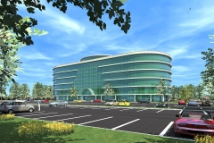 RENDERING - OFFICE BUILDING