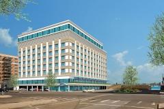 RENDERING - HOTEL